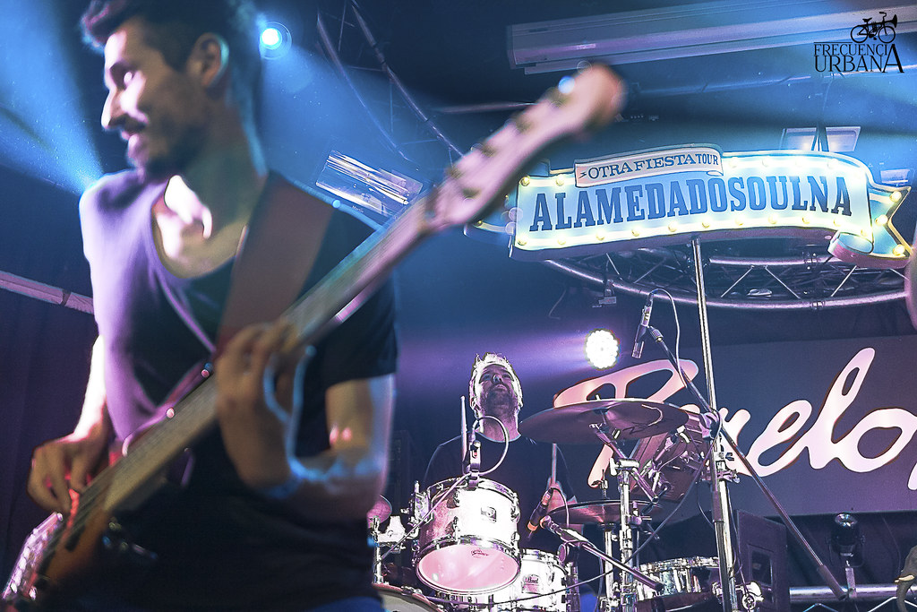 "lamedadosoulna en la sala Penélope, Madrid. (18/4/2015).  La crónica del concierto aquí, <a href=""http://wp.me/p5zdOk-2nA"" rel=""nofollow"">wp.me/p5zdOk-2nA</a>"
