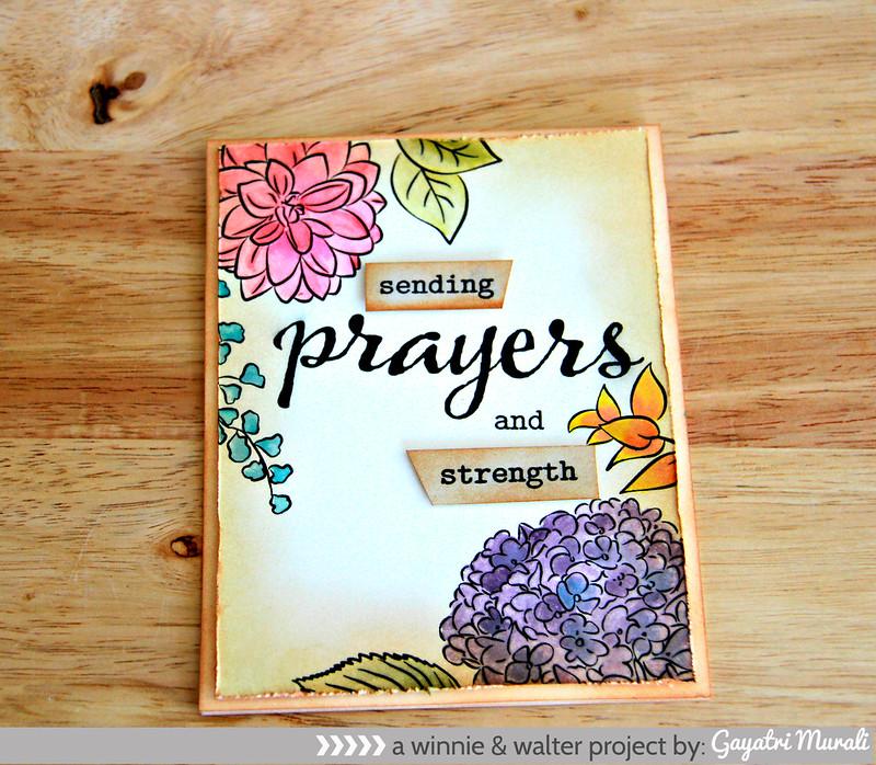 Prayers flat