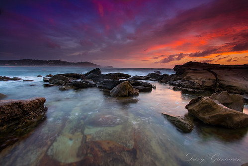 longexposure beach sunrise rocks wave australia filter nsw centralcoast hitech avoca formatt hitechgnd lucroit