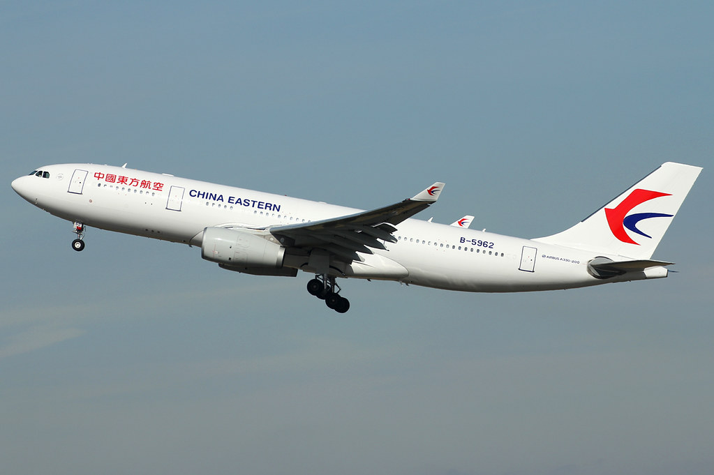 B-5962 - A332 - China Eastern Airlines