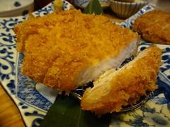 Thick Cut Black Hair Pork Loin Tonkatsu @Katsu-Mas…