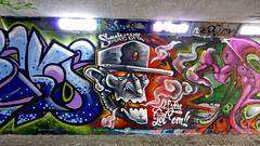 Street Art & Graffiti in Norwich