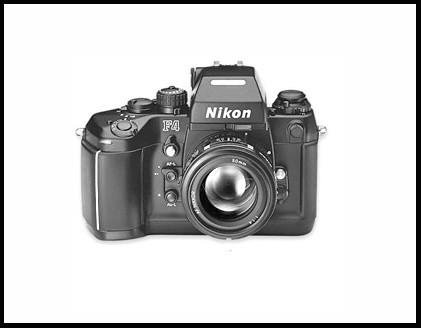 Nikon F4!