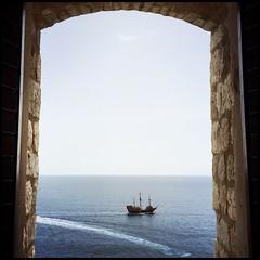 Come sail away. Dubrovnik, Croatia. May 17, 2015 #iphoneonly
