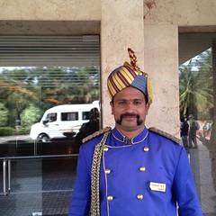 Doorman in Mysore