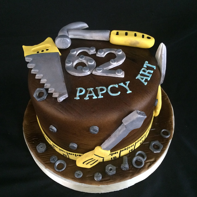 Cake by Maite Tatco-Martin of Cupcake Mistress