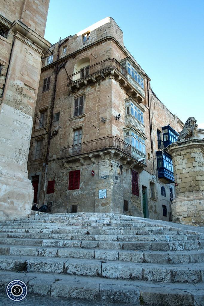 Archbishop Street, Valletta