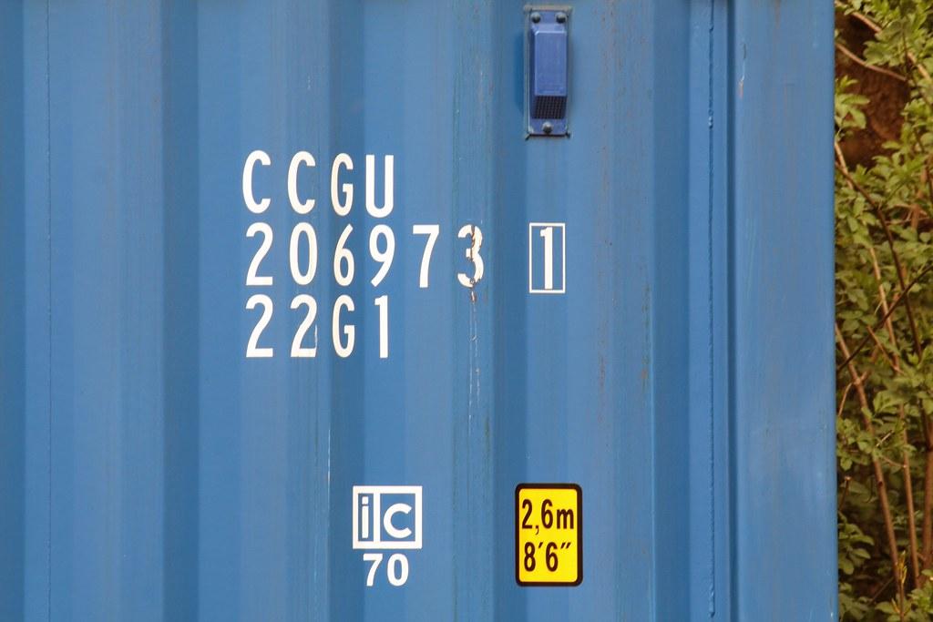 2014 - Bemalung Fahrradcontainer