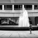 Central Fountain at the Hirshhorn Museum and Sculpture Garden.