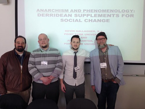 Psychology students, faculty present research in Chicago