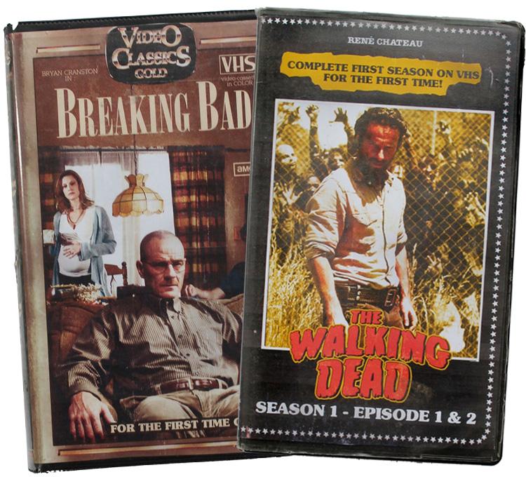 Breaking Bad / The Walking Dead