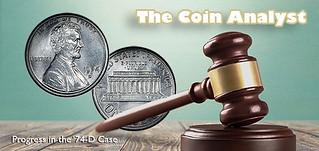 aluminum cent case