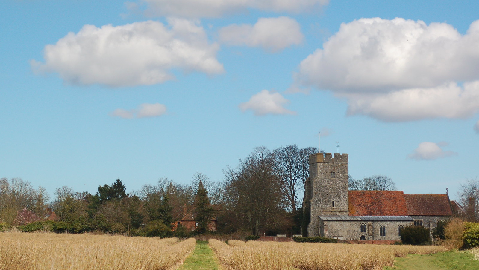 wickhambreaux church