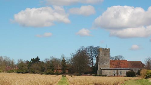 wickhambreaux church