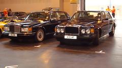 automobile, rolls-royce, rolls-royce silver spirit, vehicle, performance car, antique car, sedan, land vehicle, luxury vehicle,
