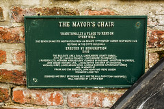Photo of Green plaque number 39339