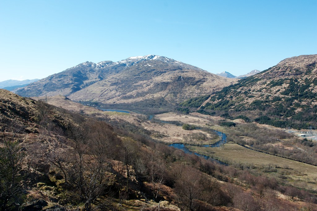Ben Vorlich and Glen Falloch
