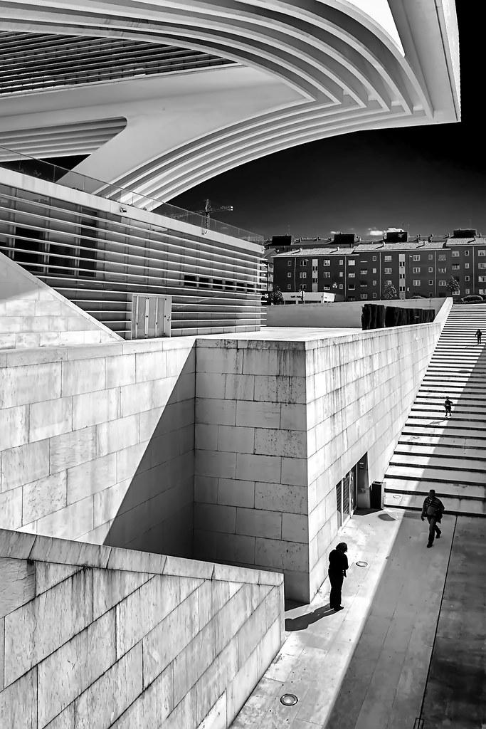 Un paseín por Oviedo - Calatrava