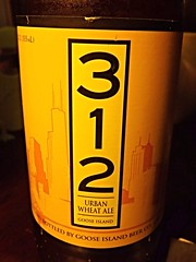 Goose Island, 312 Urban Wheat Ale, USA