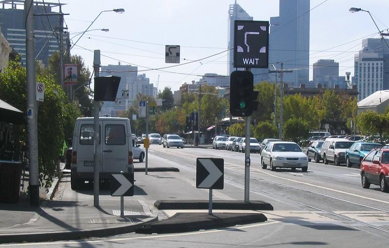 Clarendon Street, South Melbourne, April 2005