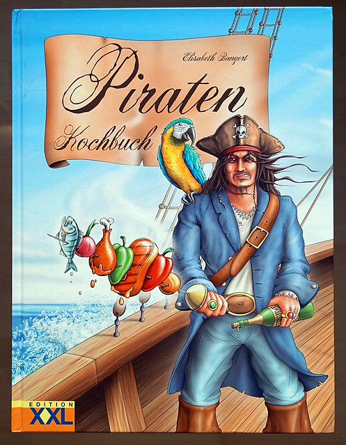 Piraten Kochbuch