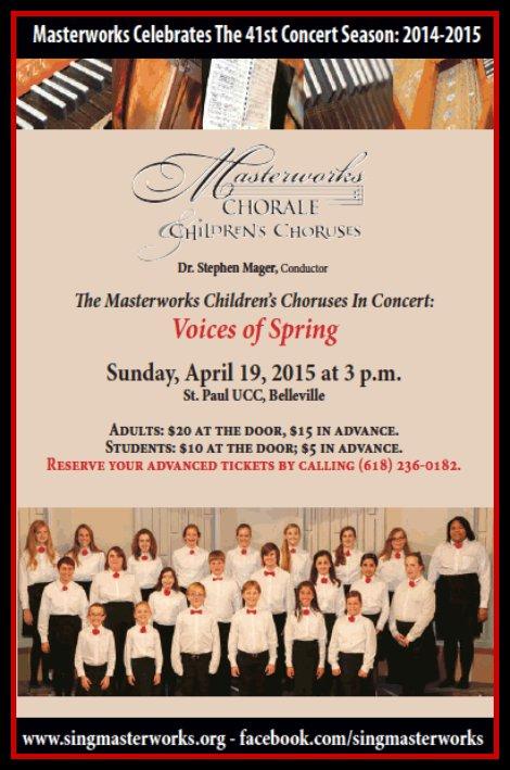 Masterworks Chorale 4-19-15