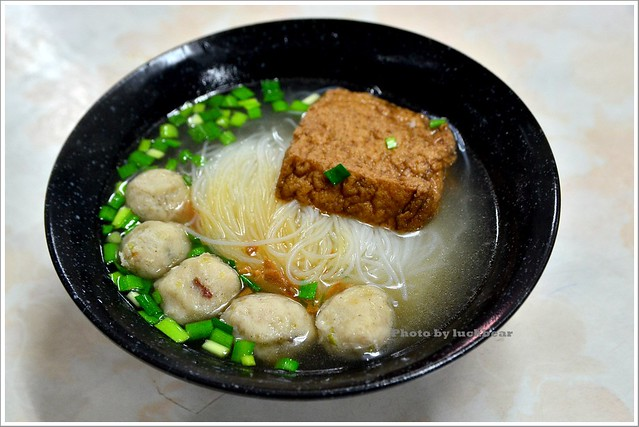 宜蘭員山美食-呂家魚丸米粉005-DSC_0973