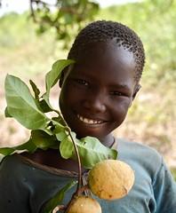 Nyangaton Boy, Ethiopia