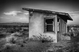 Desert Homestead Cabin