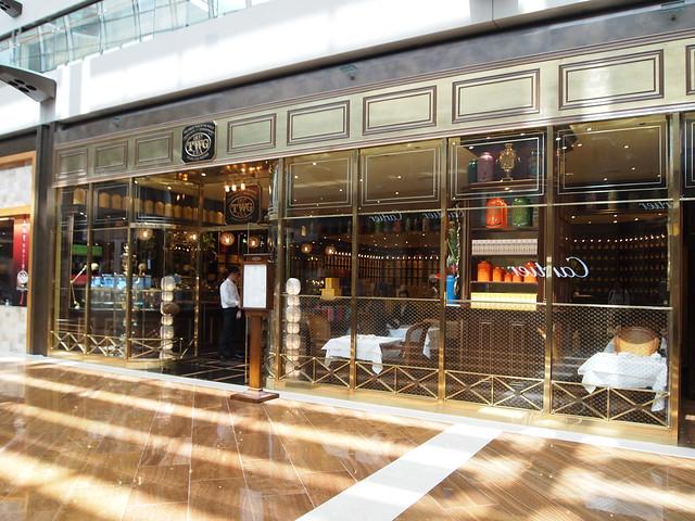 P4179016 The Shoppes at Marina Bay Sands(ザ・ショップス・アット・マリーナ・ベイ・サンズ) TWG