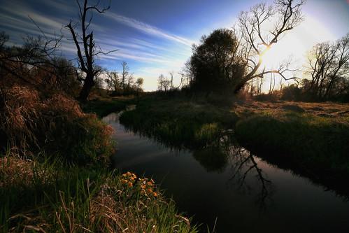 nature sunrise canon landscape scenery springtime drohiczyn cesarz marcelxyz
