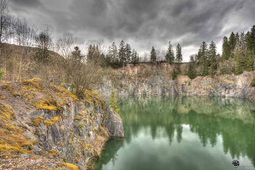 alter Steinbruch - old quarry