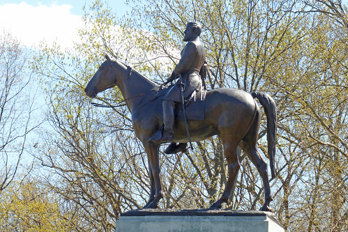 Virginia Monument, Gettysburg, PA