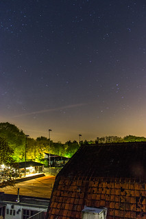 Stars from the window