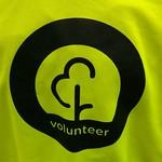 parkrun Volunteer Logo
