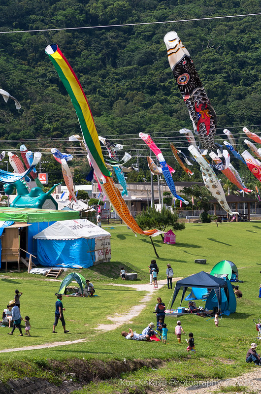 奥ヤンバル鯉のぼり祭り-35