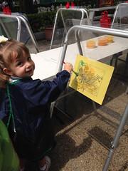 Van Gogh - arte preescolar - 34