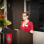 Justine Roberts - Vote of Thanks 1