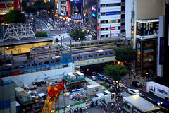 Lomography Petzval Lens  TOKYO 15 SHIBUYA