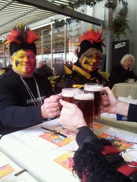 Nachfasnachts-Samstag 2012