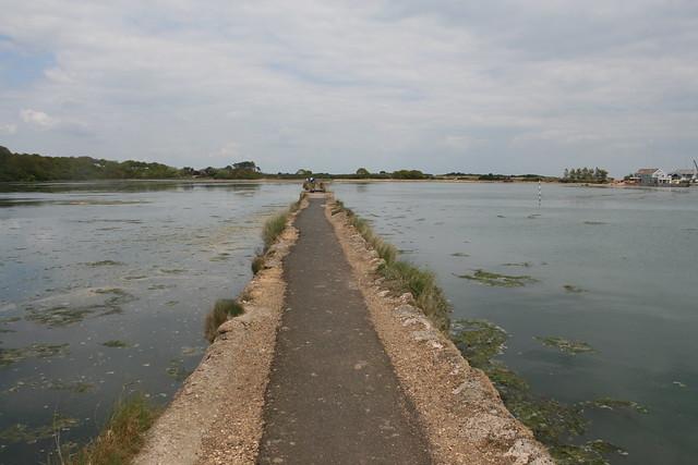 Bembridge Harbour Causeway