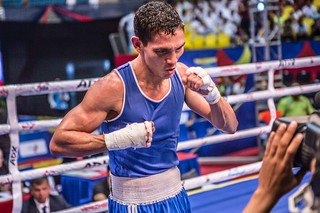 APB/WSB Olympic Qualification Event Vargas 2016 - Boxing Finals & medals ceremonies