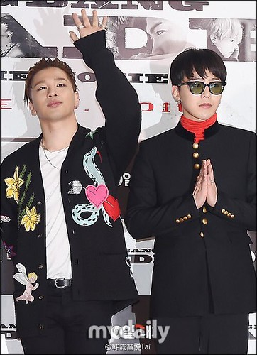 BIGBANG Premiere Seoul 2016-06-28 Press (8)