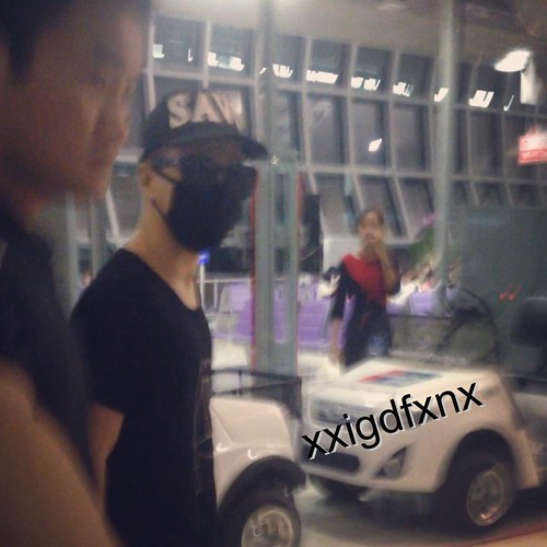 Big Bang - Thailand Airport - 10jul2015 - xxigdfank - 05