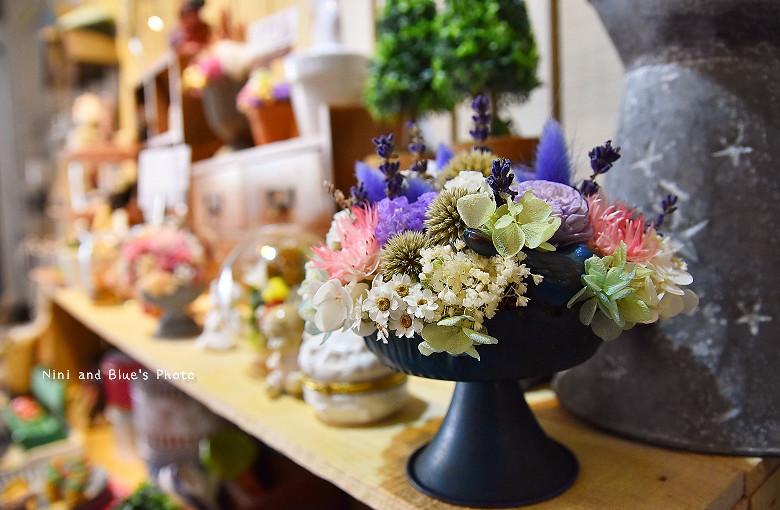 台中雜貨乾燥花小巷莫兒花藝15