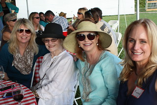 A Day at the Races Sponsor Party