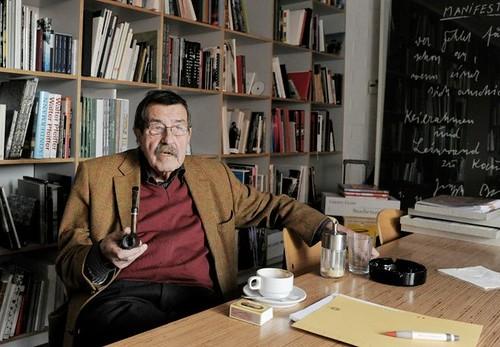 Günter Grass trabajó en su nueva obra hasta poco antes de morir