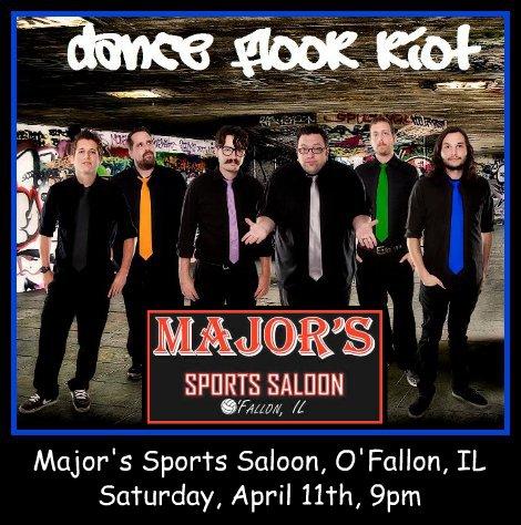 Dance Floor Riot 4-11-15