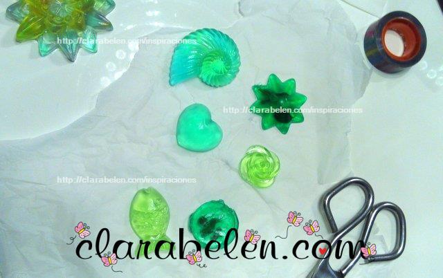 Cómo hacer jabón de glicerina niños, para el día de la madre