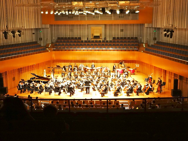 Chicago Youth Symphony Orchestra 2014 Tour of China